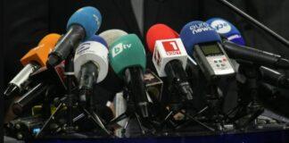 медии, парламент