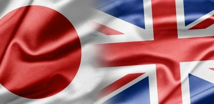 Великобритания Япония