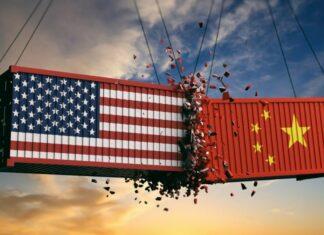САЩ, Китай