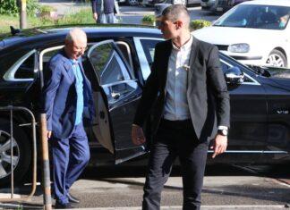 Ахмед Доган Калин Гаджев