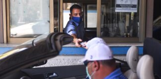 Гърция граница коронавирус