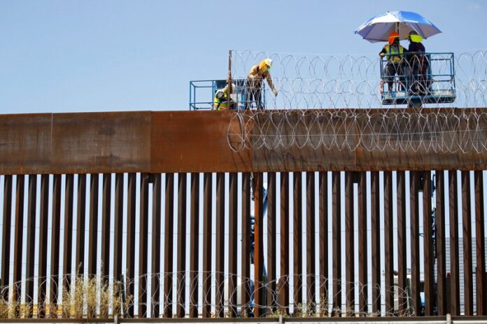 стената на Тръмп