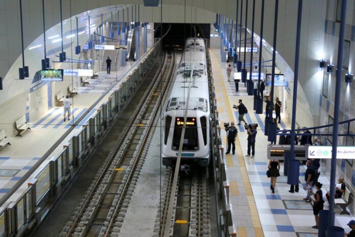 нова метро линия
