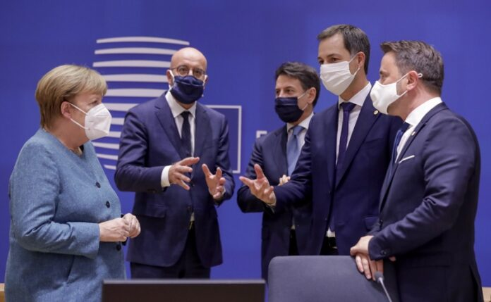 Евролидери среща Брюксел
