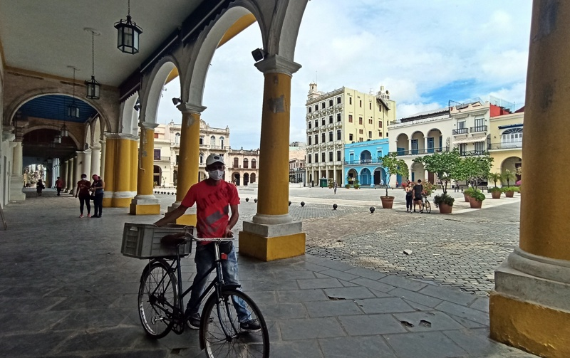 Куба коронавирус