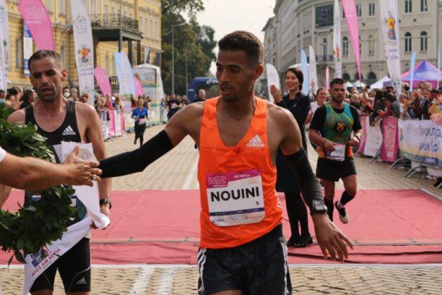маратон в София