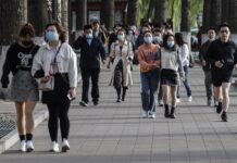 Китай коронавирус