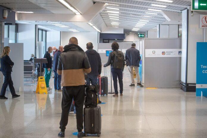 летище коронавирус