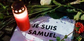 Франция Самюел Пати