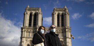Франция коронавирус