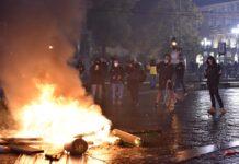Италия протест коронавирус