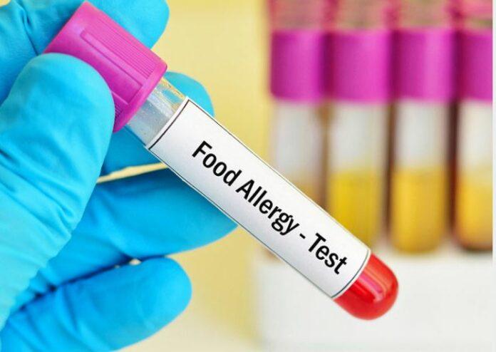 тест алергии