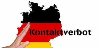 Германия, коронавирус