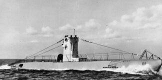подводница, Хитлер