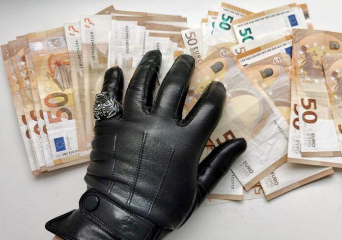 кражба и корупция