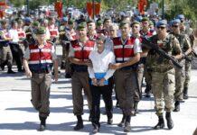 Турция военни преврат