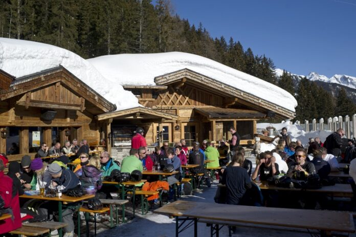 ски курорт