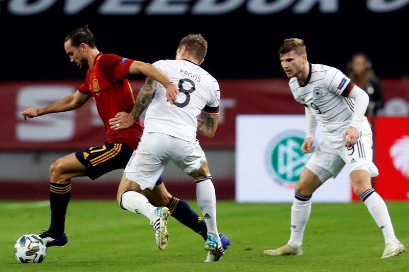 Германия Испания