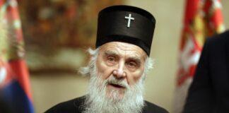 Сръбски партриарх Ириней