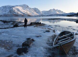 ледник, Норвегия