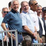 Обама, Буш и Клинтън