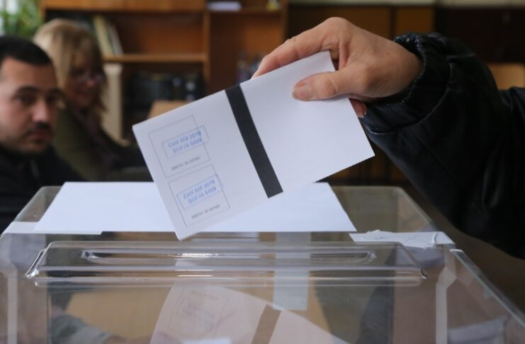 избори урна