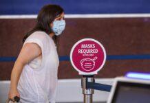 САЩ маски коронавирус
