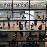 Великобритания летище Хийтроу