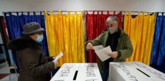 избори румъния