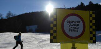 ски курорт коронавирус