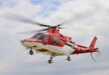 медицински хеликоптер