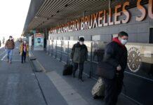 коронавирус летище