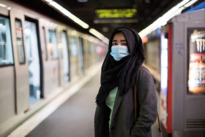 Испания пандемия транспорт