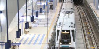 метро Линия 3