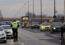 трафик коли полиция