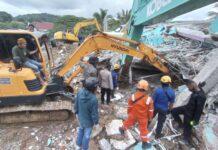 земетресение разрушения