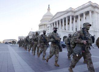 военни Вашингтон