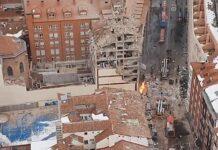 експлозия Мадрид
