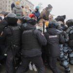 протест, Навални