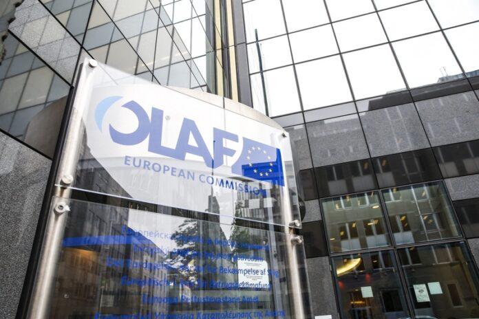 ОЛАФ European Anti-Fraud Office