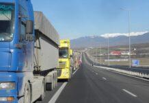 България Гърция камиони