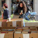 """Емблематичният книжен пазар на площад """"Славейков"""" се завръща"""