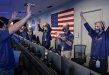 Марсоходът на НАСА
