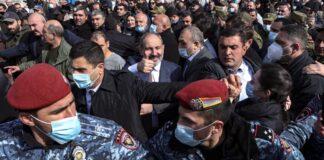 армения напрежение