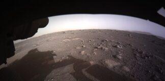 кацането на Марс