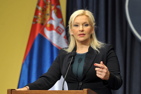 Енергийният министър на Сърбия подписа договор за енергиен транзитен коридор