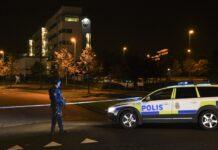 Швеция полиция