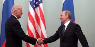 срещата между Джо Байдън и Владимир Путин