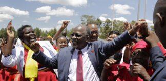 Президентътпрезидента Танзания на Танзания