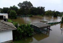 Австралия наводнения